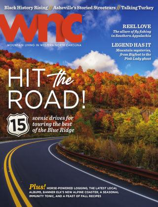 WNC Magazine Fall 2020