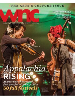 WNC Magazine Fall 2021