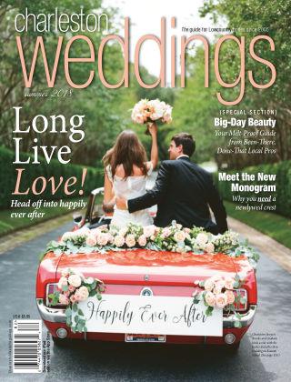 Charleston Weddings Magazine Summer 2018