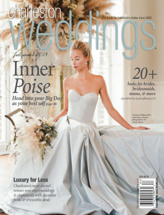 Charleston Weddings Magazine FallWinter