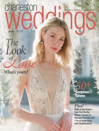 Charleston Weddings Magazine Spring 2019