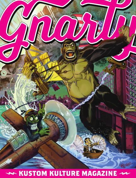 Gnarly Magazine July 01, 2018 00:00