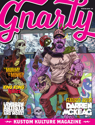 Gnarly Magazine Winter 2018