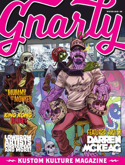 Gnarly Magazine January 01, 2018 00:00