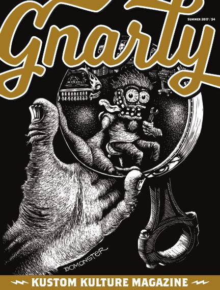 Gnarly Magazine July 01, 2017 00:00