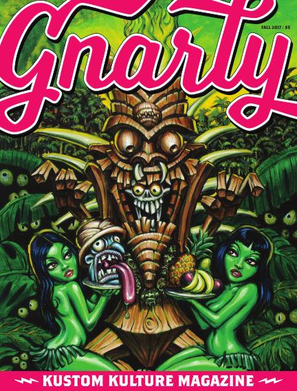 Gnarly Magazine October 01, 2017 00:00