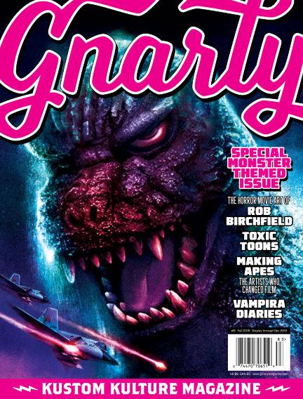 Gnarly Magazine September 19, 2018 00:00