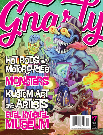Gnarly Magazine December 12, 2018 00:00