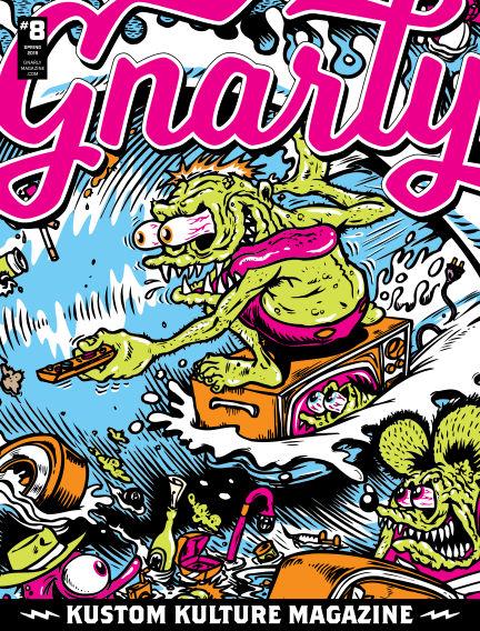 Gnarly Magazine March 16, 2019 00:00