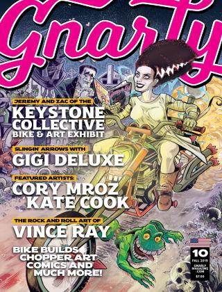 Gnarly Magazine Fall 2019