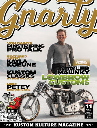 Gnarly Magazine Winter 2020