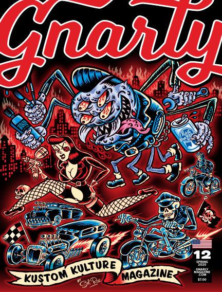 Gnarly Magazine March 17, 2020 00:00