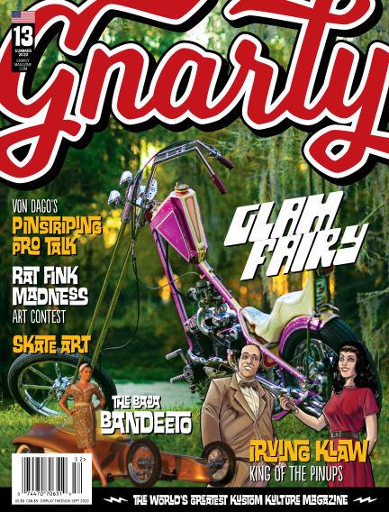Gnarly Magazine June 08, 2020 00:00