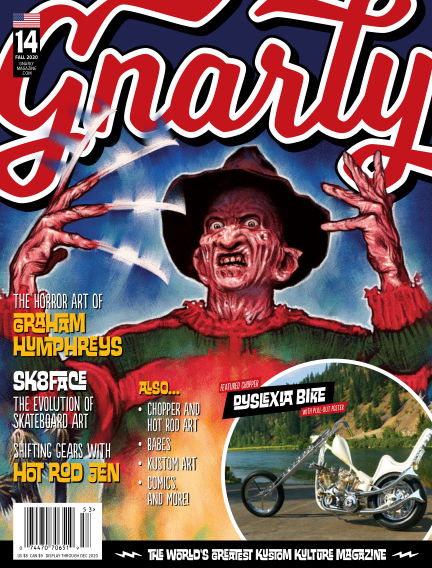 Gnarly Magazine September 21, 2020 00:00