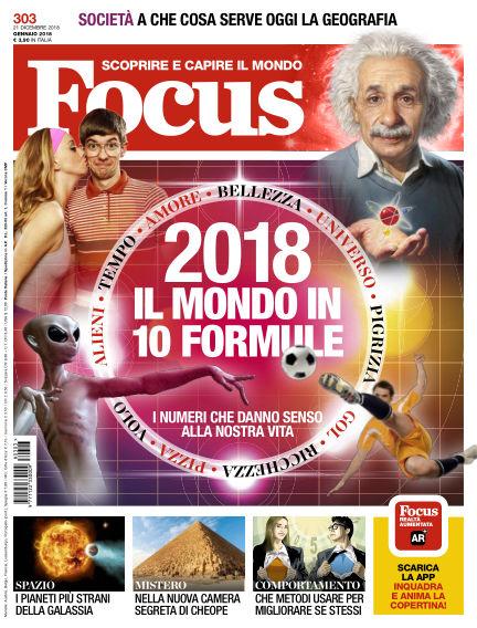 Focus Italia July 17, 2018 00:00