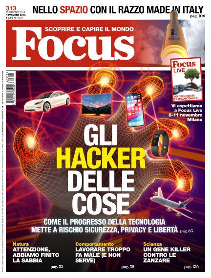 Focus Italia October 20, 2018 00:00