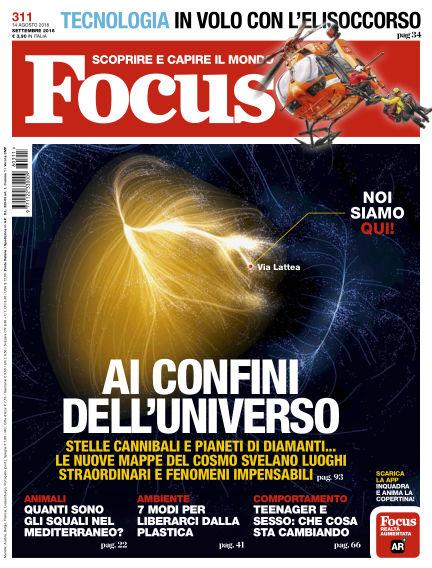 Focus Italia August 14, 2018 00:00
