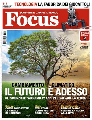 Focus Italia 2018-11-21