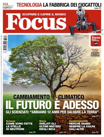 Focus Italia November 21, 2018 00:00