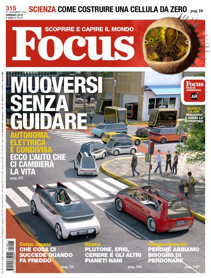Focus Italia December 21, 2018 00:00
