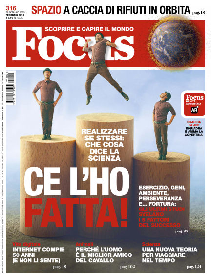 Focus Italia January 22, 2019 00:00