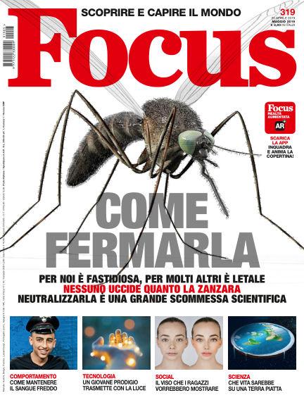 Focus Italia April 20, 2019 00:00