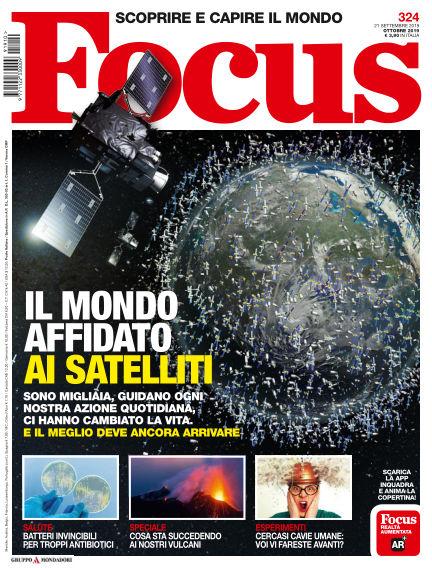 Focus Italia September 21, 2019 00:00