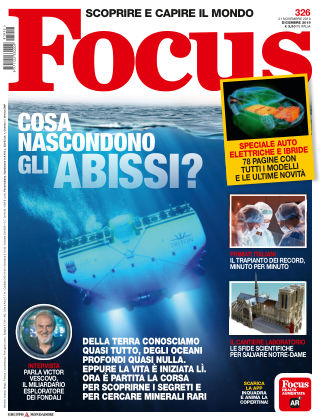 Focus Italia 2019-11-21