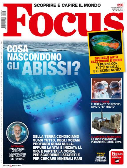Focus Italia November 21, 2019 00:00