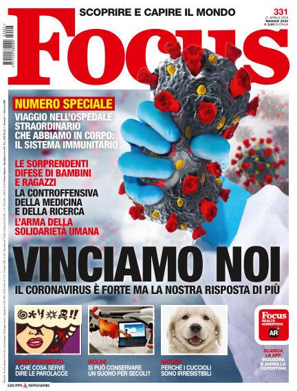 Focus Italia April 21, 2020 00:00