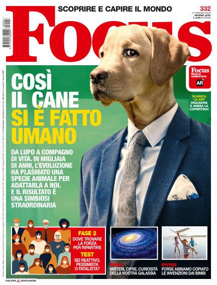 Focus Italia May 21, 2020 00:00