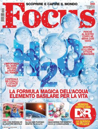 Focus Italia 2021-09-21