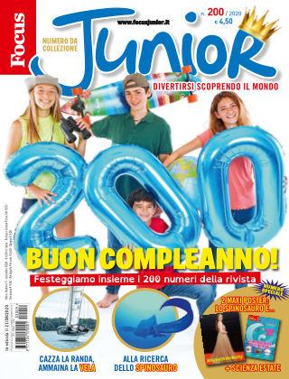 Focus Junior 2020-08-21