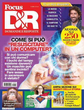 Focus D&R 2021-05-21
