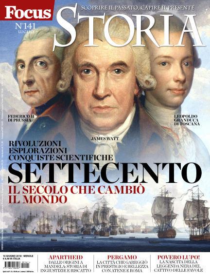 Focus Storia June 16, 2018 00:00
