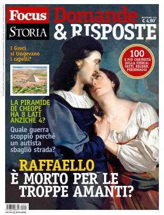 Focus Storia D&R Settembre 2019