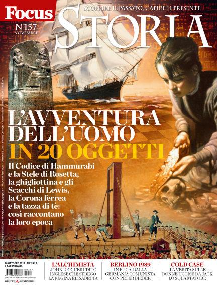 Focus Storia October 16, 2019 00:00