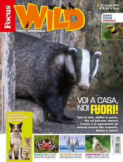 Focus Wild May 12, 2020 00:00