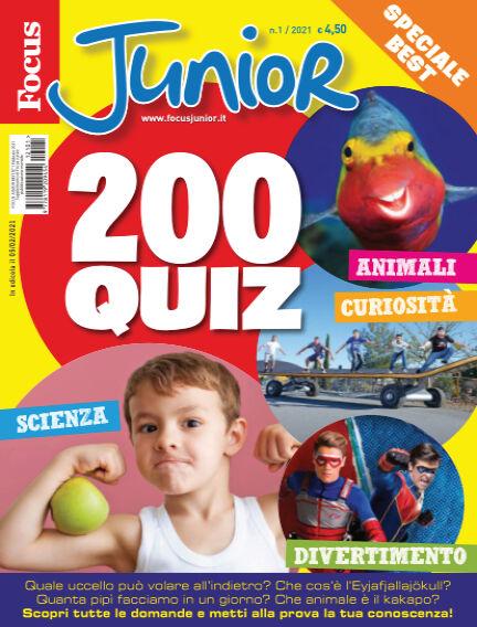 Focus Junior Best February 05, 2021 00:00
