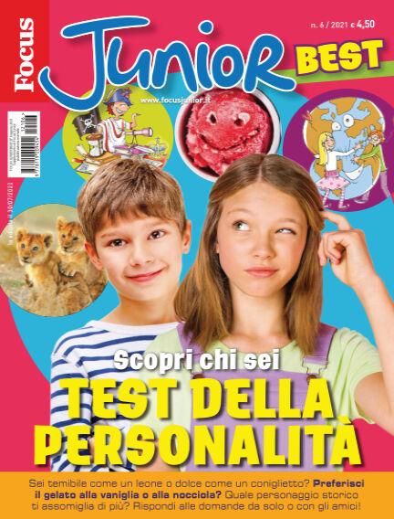 Focus Junior Best July 30, 2021 00:00