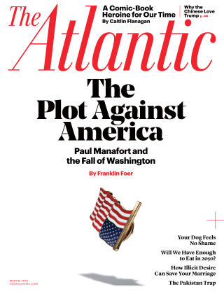 The Atlantic Mar 2018
