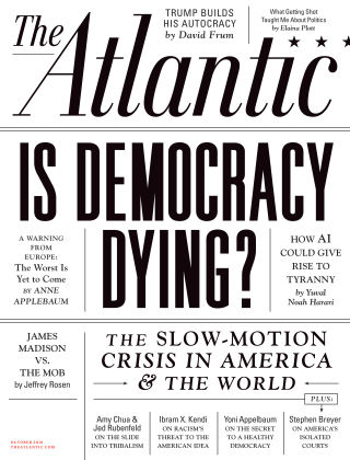 The Atlantic Oct 2018