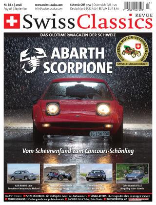 SwissClassics Revue 68-4/2018