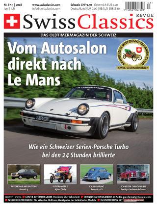 SwissClassics Revue 67-3/2018