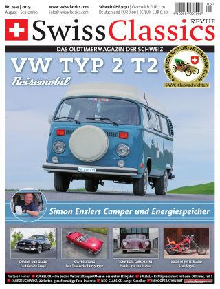 SwissClassics Revue 74-4/2019