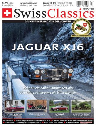 SwissClassics Revue 77-1/2020