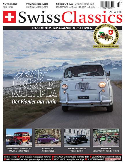 SwissClassics Revue March 21, 2020 00:00