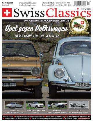 SwissClassics Revue 79-3/2020
