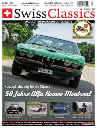 SwissClassics Revue 80-4/2020