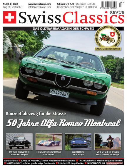 SwissClassics Revue August 09, 2020 00:00